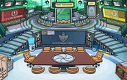 EPF Command Room Herbert Escaped