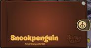 Snook Stampbook