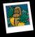 Yellow Kahuna Background Icon