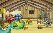 April Fools' Party 2020 Lodge Attic