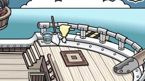 Club Penguin Rewritten Rockhopper's Quest Sneak Peek!
