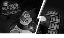 Halloween Party 2019 Login Screen