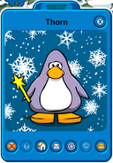 Thorn Player Card - Early November 2018 - Club Penguin Rewritten (4)