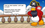 Aboarding Migrator Message 3