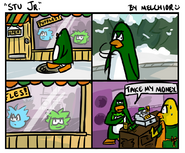 Stu Jr Comic