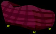 Burgundy Couch sprite 006