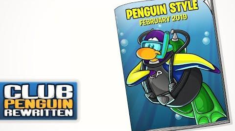 Club Penguin Rewritten Coming in February...