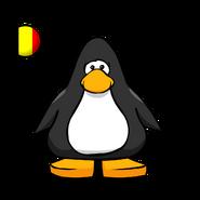 Belgium Flag PC