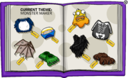 Fashion Party Catalog Monster Maker