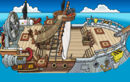Island Adventure Party 2018 Pirate Ship 2