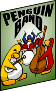 Penguin Band Poster sprite 001