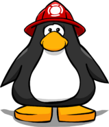 Firefighter Hat PC