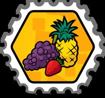 Fruit Splatter stamp