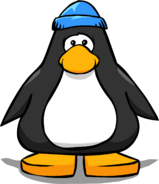 Blue Toque ID 438 PC