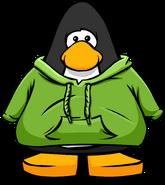 Green Hoodie PC