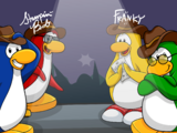 Penguin Band Stage Giveaway