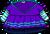 Purple Shirt n' Skirt