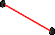 Short Security Laser sprite 004