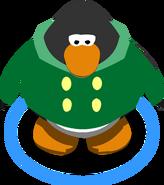 Green Duffle Coat IG