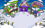 Puffle Party 2019 Town