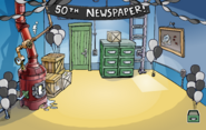 50th Newspaper Boiler Room