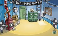 50th Newspaper Boiler Room
