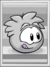 Grey Puffle Poster