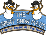 The Great Snow Maze