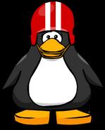 Red Football Helmet PC