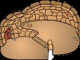 Sand Split Level Igloo