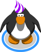 2nd Anniversary Party Hat IG
