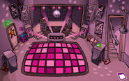 Night Club rave Pink