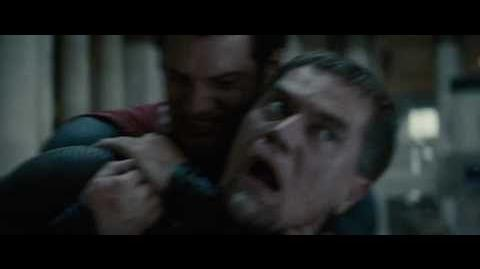 Man of Steel - Clip Superman vs. Zod Final Fight Pt. 3 (2013) HD