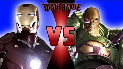 Iron Man VS Lex Luthor DEATH BATTLE!-0
