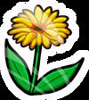 Spring Flower Pin