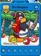 Rockhopper Player Card