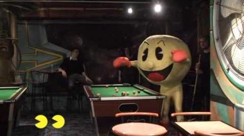 Pac Man (Rémi GAILLARD)