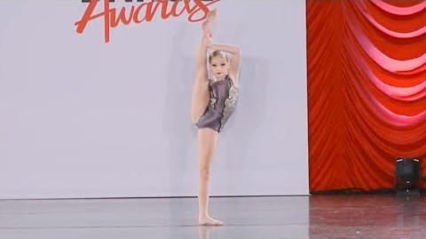 Chloe Slone - Silence (Solo for Best Dancer at The Dance Awards)