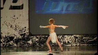 Club Dance Studio - Lyrical Solo (JUMP 2010)