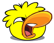 Angry Duckle