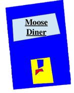 Moose Dinner Exterior Old