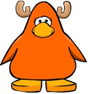 Moose horns