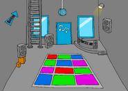 Ducky Dance Interior Prototype