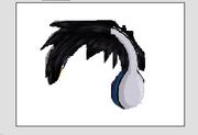 The fan's Trousled Hair