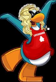 Rosa the Lifeguard