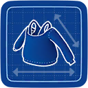 Blueprint Tank & Sweater icon