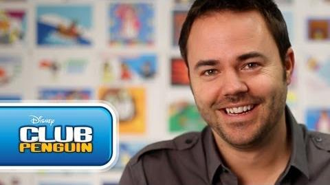 Lane Merrifield Q&A (Club Penguin)