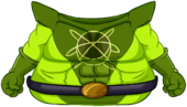 Ooze Suit clothing icon ID 4820