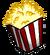 Palomitas de Maiz icono