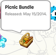 Picnic Bundle in Stampbook